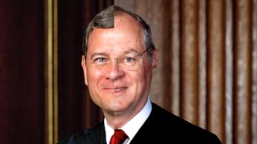 John Roberts and Anthony Kennedy.