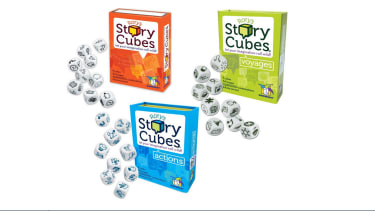 Rory's Story Cubes set.