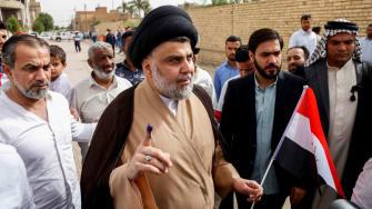 Moktada al-Sadr.