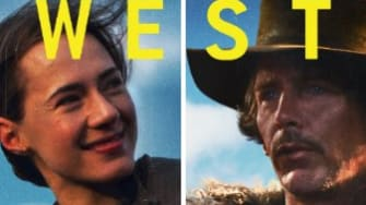 Movie poster for Slow West