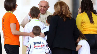 26 women are asking Pope Francis for celibacy waivers for their priest boyfriends