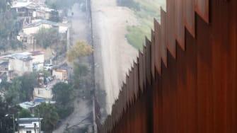 U.S.-Mexico Border.