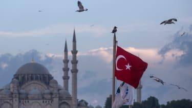Turkeys flag