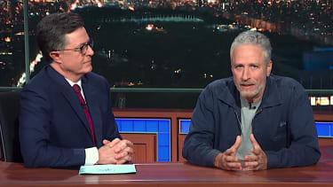 Jon Stewart responds to Mitch McConnell