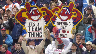 Time to retire, Chief Wahoo.