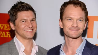 Neil Patrick Harris and David Burtka got married in Italy this weekend