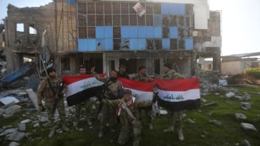 The recapture of the city of Ramadi is just a small victory in taking back the entire country of Iraq.