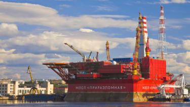 Russia rig