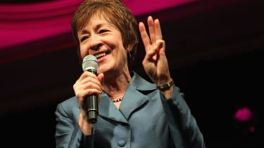 Susan Collins is the 4th, and least-surprising, GOP senator to come out for gay marriage