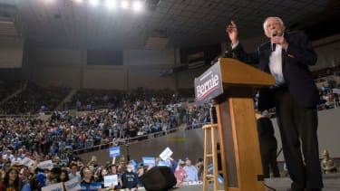 Bernie Sanders in Phoenix