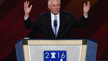 Virginia Gov. Terry McAuliffe says Hillary Clinton will back some version of TPP