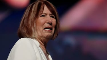 Pat Smith blames Hillary Clinton for the death of her son in Benghazi at RNC