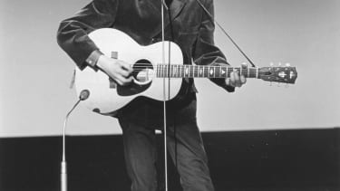 Bob Dylan has never been known for his singing abilities.