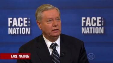 Sen. Lindsey Graham on CBS