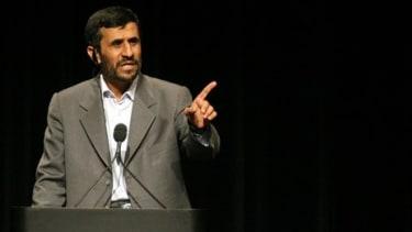 President Mahmoud Ahmadinejad.