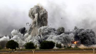 2014 was the Syrian civil war's deadliest year yet