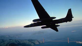 A U-2 spy plane.