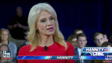 Conway explains that her commitments to her family have kept her off TV.