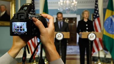 Is the media Hillary Clinton's biggest enemy?