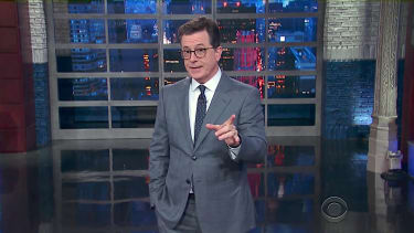 Stephen Colbert doubts Trump claims about health-care knowledge