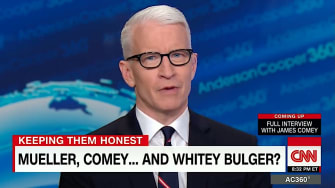 Anderson Cooper goes after Sean Hannity on Mueller attack