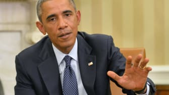 Obama dings Chris Christie on Ebola response: 'We don't just react based on our fears'