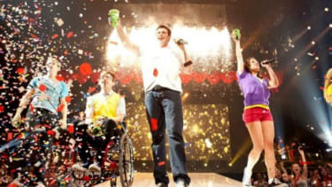 """Glee: The 3D Concert"""