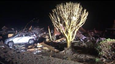 Tornado in North Carolina