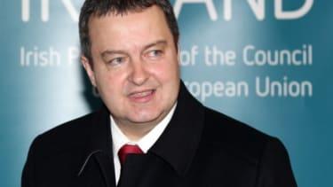 Pantyless interview pranks Serbian prime minister