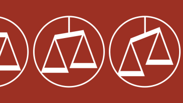 The Southern Poverty Law Center logo.