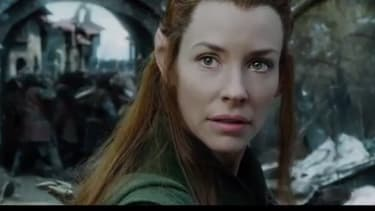 Watch the gloomy first trailer for The Hobbit: The Battle of the Five Armies