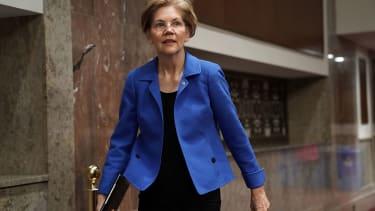 Massachusetts Senator Elizabeth Warren