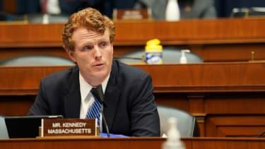 Rep. Joe Kennedy.
