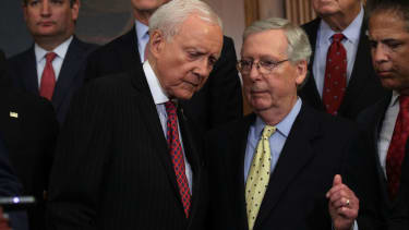 Orrin Hatch releases a new tax plan