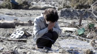 """As if the grief of loved ones lost isn't enough, Japanese survivors are now suffering from """"earthquake sickness,"""" with symptoms like dizziness and anxiety."""