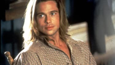The Brad Pitt of the Republican Party is just a guy with long hair