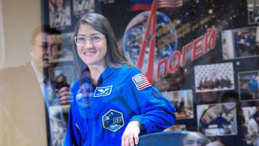Christina Hammock Koch.