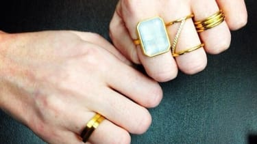 Never miss a call with this fancy new piece of jewelry