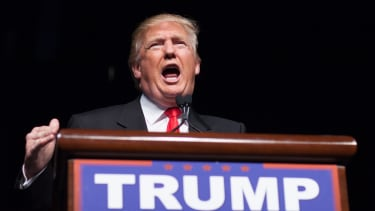 Donald Trump has a shot at the presidency.