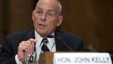 HHS Secretary John Kelly kills the DAPA program