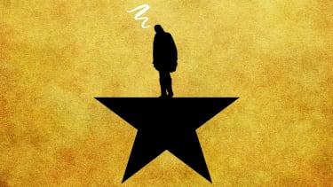 The Hamilton logo.