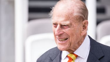 Prince Philip of Britain is stepping down from public duties