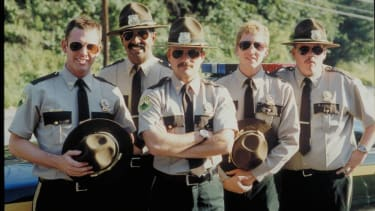 Denver sheriff's deputies are basically Super Troopers, minus the movie ending