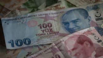 Turkish lira.