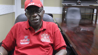 Former FIFA vice president Jack Warner is one of six people added to Interpol's most-wanted list