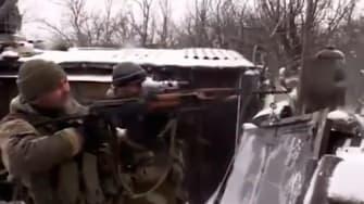 The Ukraine cease-fire isn't holding in Debaltseve