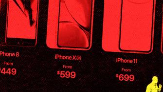 New iPhones.