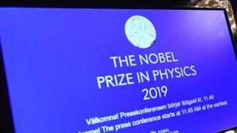 2019 Nobel Prize in Physics