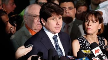 Why isn't Blagojevich talking?