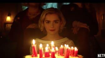 Sabrina trailer.